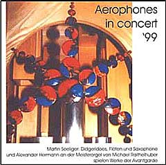 CD Aerophones in concert `99